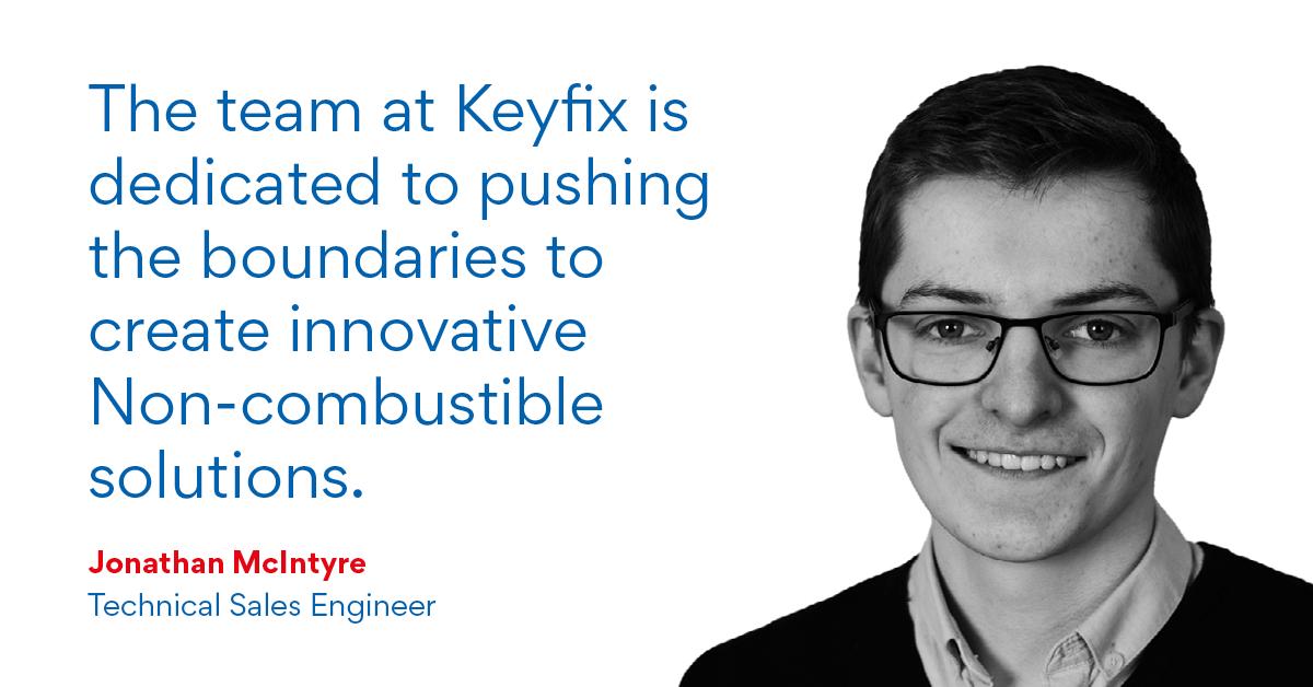 Meet Keyfix Technical Sales Engineer, Jonathan McIntyre